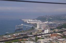Princess cruise ship as viewed from the Seattle Space Needle.jpg