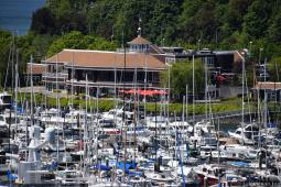 Seattle Yacht Club at Smith Cove