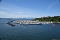 Smith Cove Marina and Palisades Restaurant in Seattle