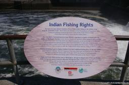 Indian Fishing rights sign at the Hiram Chittenden Locks in Seattle.jpg